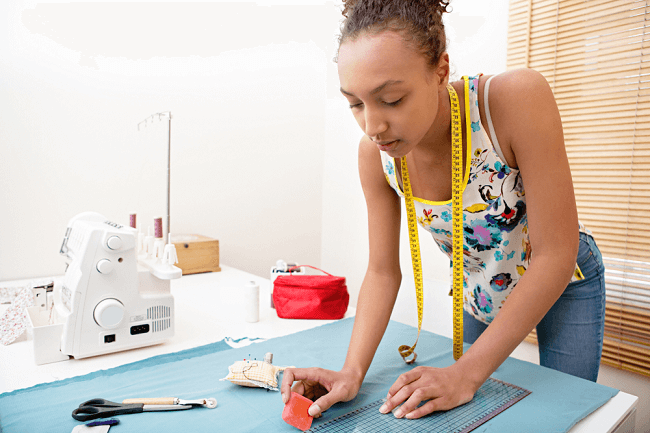 How to Draw Sewing Patterns