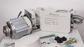 Best Sewing Machine Servo Motor