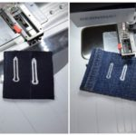 How to Sew Buttonhole Using a Sewing Machine