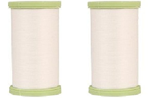 Coats Dual Duty Plus WHITE Hand Quilting Thread