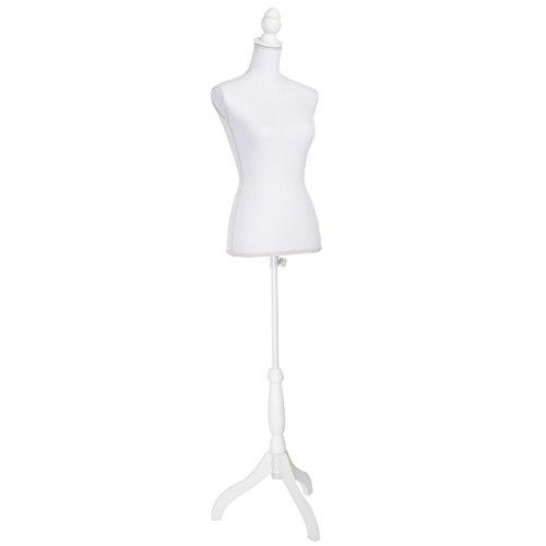 Giantex Female Mannequin Torso Body Dress Form