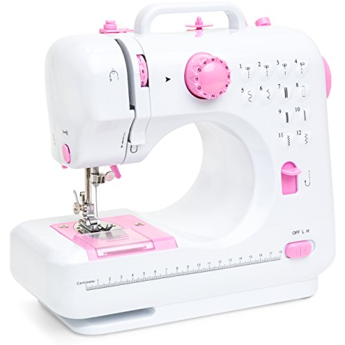 Best Choice Products 6V Multifunctional Compact Sewing