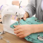 How to Operate Mini Sewing Machine