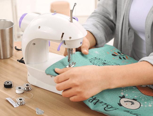 How to Operate Mini Sewing Machine