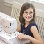 Kid Friendly Sewing Machine