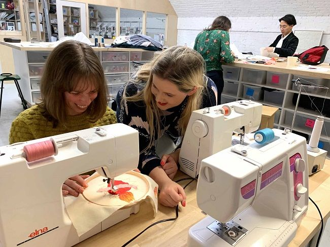 How to Use an Embroidery Machine for Beginners