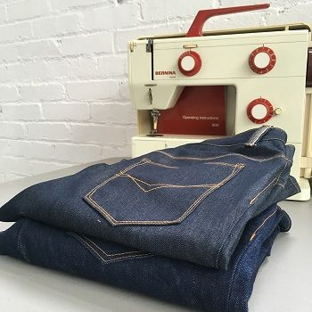 Sewing Machines for Denim
