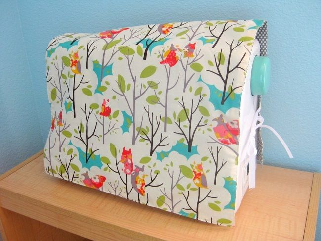 How to Sew Sewing Machine Cover