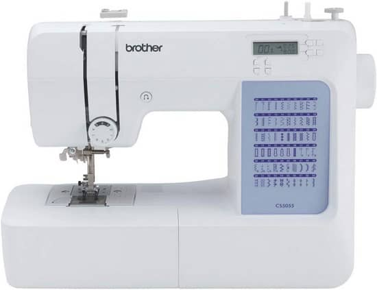 Brother CS5055 60 Stitch Computer Sewing Machine