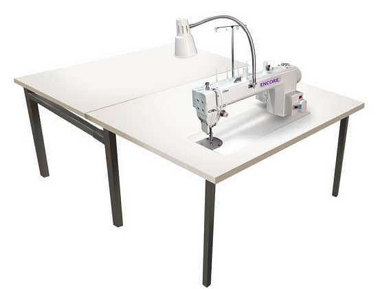 Encore Elite 18 Sitdown Long Arm Quilting Machine & Table