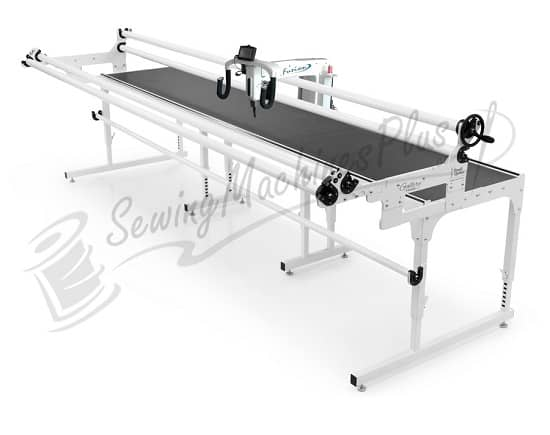 "HQ Fusion Package - 24"" Long Arm Quilter with 12ft Gallery Frame"