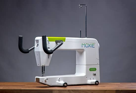 Handi Quilter Moxie 15 Inch Longarm Quilting Machine