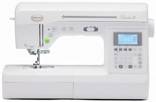 Baby Lock Presto II Quilting and Sewing (BLMPR2) Machine