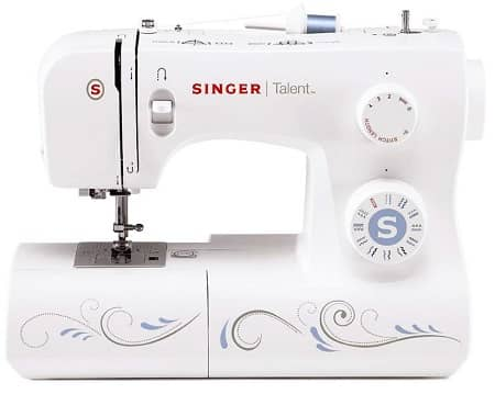 Singer 3323S Talent 23 Stitch Patterns Factory Serviced