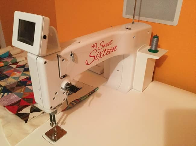 How To Assemble Longarm Quilting Machine