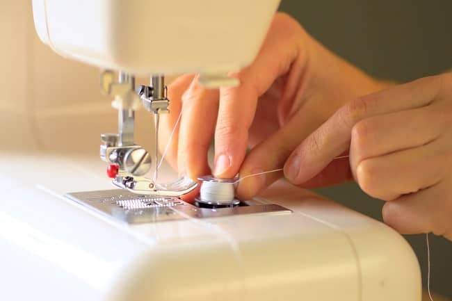 How To Use Upholstery Thread In My Sewing Machine