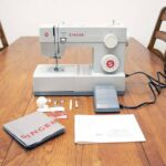 How To Use Singer Sewing Machine For Embroidery