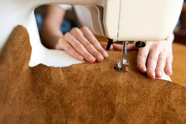 Best Sewing Machine For Leather And Canvas
