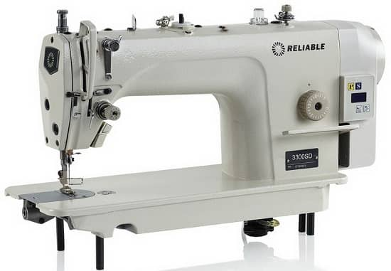 Reliable 3300SD Single Needle Sewing Machine
